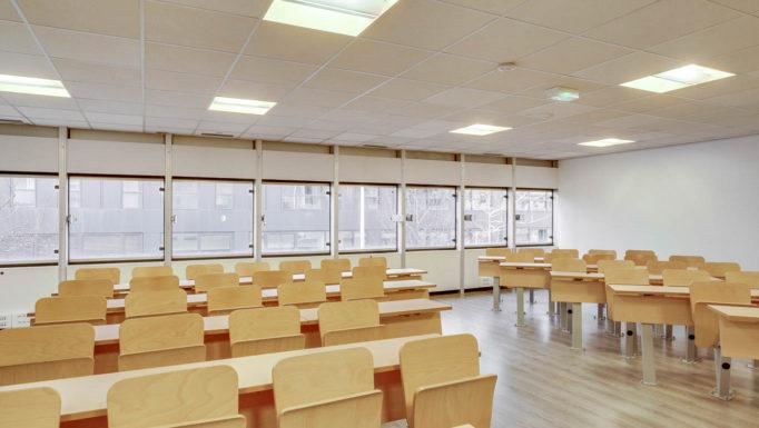 Stanislas Eurieult Architectures : Centre administratif et de formation de l'ESPI