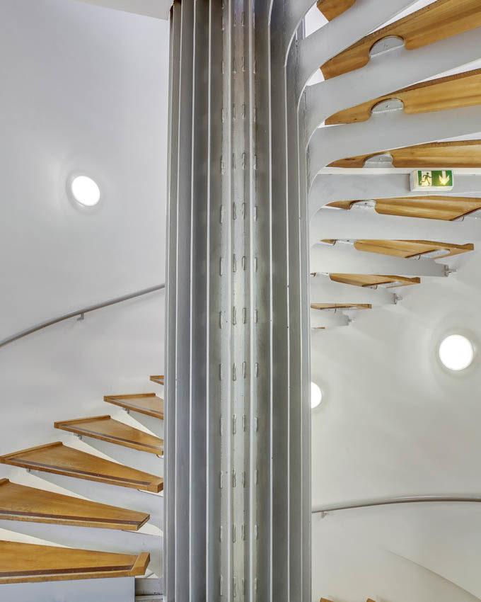 Stanislas Eurieult Architectures Centre administratif et de formation de l'ESPI