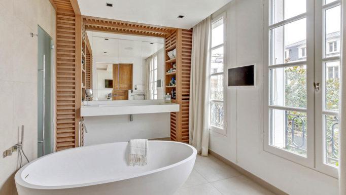Stanislas Eurieult Architectures : Rénovation d'un hôtel particulier