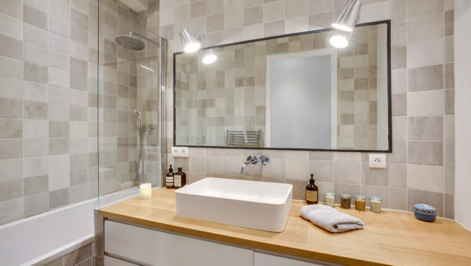 Stanislas Eurieult Architectures : Réaménagement d'un appartement avec une touche de modernité
