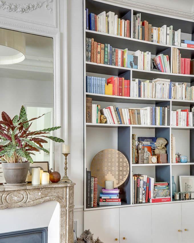 Stanislas Eurieult Architectures Réaménagement d'un appartement avec une touche de modernité