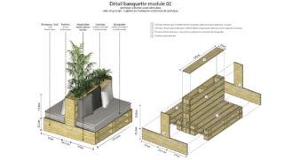 Stanislas Eurieult Architectures : Restaurant : La nouvelle vague du food-court