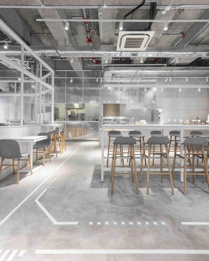 Stanislas Eurieult Architectures Restaurant : La nouvelle vague du food-court