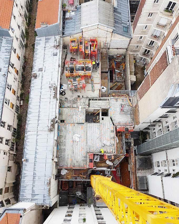 Stanislas Eurieult Architectures Promotion : Construction d'un immeuble de 12 logements