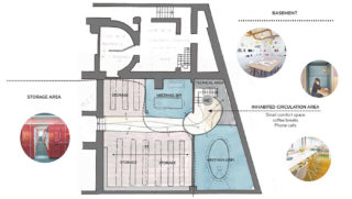 Stanislas Eurieult Architectures : Siège europe de TOEI ANIMATION