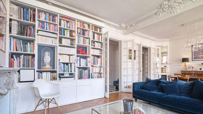 Stanislas Eurieult Architectures : Une architecture contemporaine pour une réhabilitation Haussmannienne